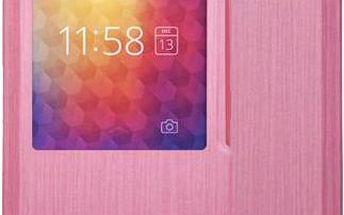 Moshi SenseCover pouzdro pro Samsung Galaxy S6, růžová - 99MO072306