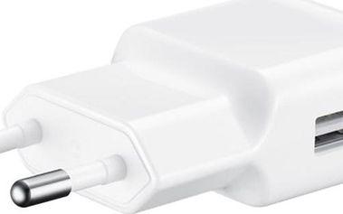 Samsung cestovní rychlonabíječka EP-TA20E bulk, bílá - EP-TA20EWEUGWW