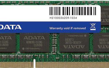 ADATA Premier Series 2GB DDR3 1333 SO-DIMM CL 9 - AD3S1333C2G9-S