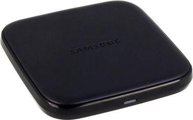 Samsung podložka pro bezdrátové nabíjení EP-PA510BB, černá - EP-PA510BBEGWW