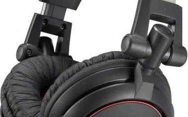 Sony MDR-V55R, červená - MDRV55R.AE