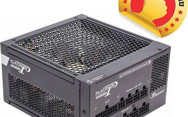 Seasonic SS-520FL2 F3 Platinum-520 Fanless 520W