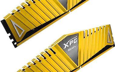 ADATA XPG Z1 8GB (2x4GB) DDR4 3333, zlatá CL 16 - AX4U3333W4G16-DGZ