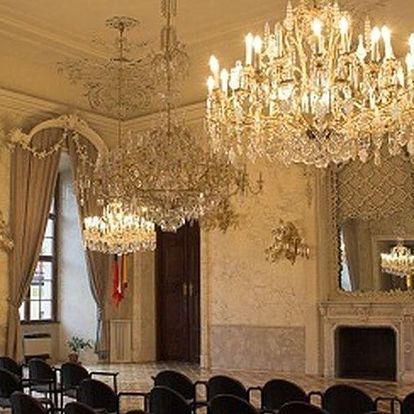 Jarní koncerty v barokním paláci