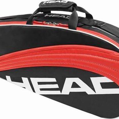 Taška sportovní Head Core Pro černá/červená