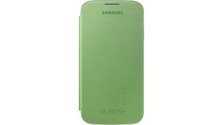 Samsung flip EF-FI950BGEG pro Galaxy S 4, zelená - EF-FI950BGEGWW