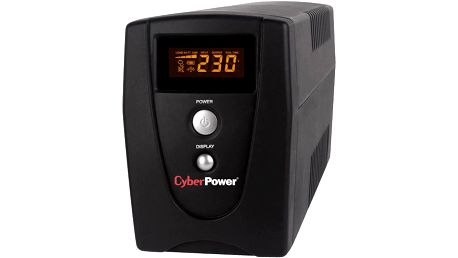 CyberPower SOHO UPS 600VA/360W - Value600ELCD-FR