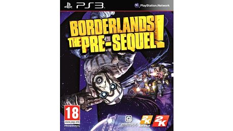 Borderlands: The Pre-sequel - PS3 - 5026555416641