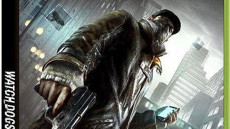 Watch Dogs - X360 - USX22188