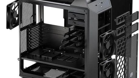 CoolerMaster MasterCase 5 PRO, černá, okno - MCY-005P-KWN00