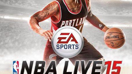 NBA Live 15 - PS4 - 5030942112467