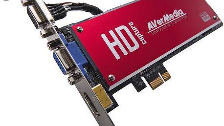 AVerMedia DarkCrystal HD Capture VGA Plus (C199) - 61C1990000AC