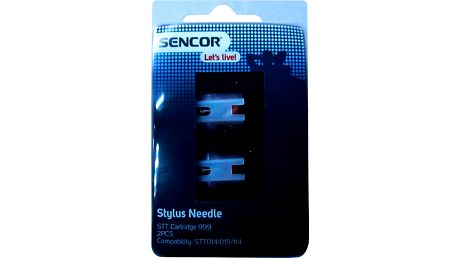 Sencor STT CARTRIDGE 999 (2ks) - 8590669112180