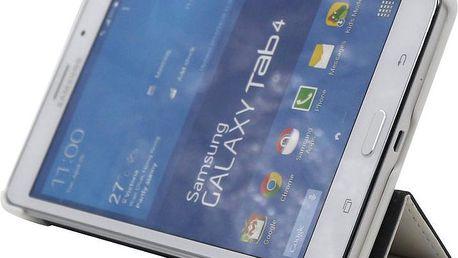 C-TECH PROTECT STC-06, pouzdro pro Galaxy Tab 4 7.0, bílá - STC-06W