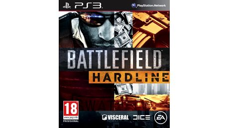 Battlefield: Hardline - PS3 - 5030947112417