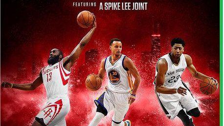 NBA 2K16 - XONE - 5026555296816
