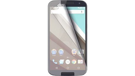 CELLY ochranná fólie displeje pro Motorola Nexus 6, lesklá, 2ks - SBF495