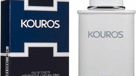 Yves Saint Laurent Kouros - toaletní voda s rozprašovačem 50 ml