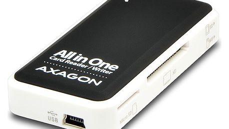 AXAGO externí mini čtečka 5-slot ALL-IN-ONE - CRE-X1