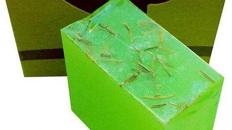 Ručně vyráběné mýdlo proti akné Aloe Vera