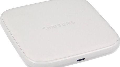 Samsung podložka pro bezdrátové nabíjení EP-PA510BW, bílá - EP-PA510BWEGWW
