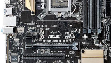 ASUS B150-PRO DDR3 - Intel B150 - 90MB0NG0-M0EAY0