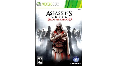 Assassin's Creed: Brotherhood (Xbox 360) - USX20069