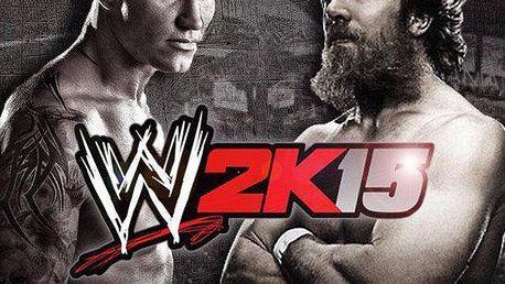 WWE 2K15 - XONE - 5026555279680