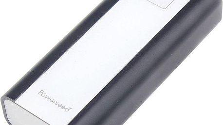 Powerseed PS-4800, černá + Pouzdro pro Powerseed, střední