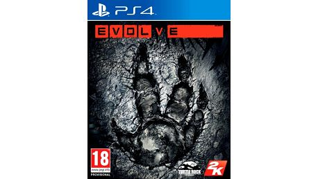 Evolve - PS4 - 5026555417228