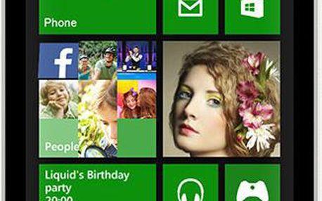 Acer Liquid M220 - 4GB, bílá; HM.HMHEU.002
