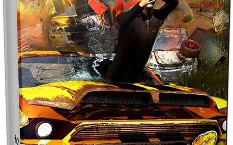 FlatOut 3: Chaos and Destruction - PC - PC - 8595228103357