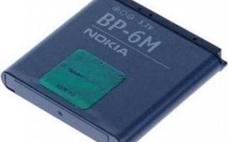 Nokia baterie BP-6M Li-Pol 1100 mAh