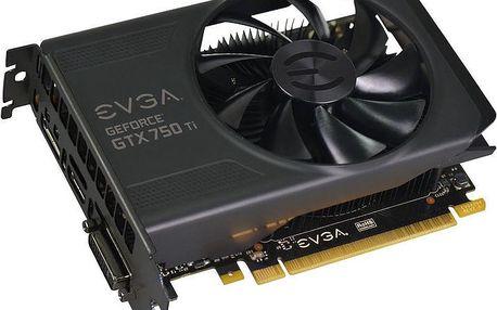EVGA GeForce GTX 750 Ti 2GB GDDR5 - 02G-P4-3751-KR