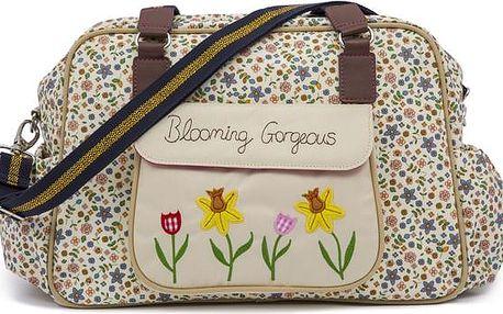 Pink Lining Přebalovací taška BLOOMING GORGEOUS, včelky