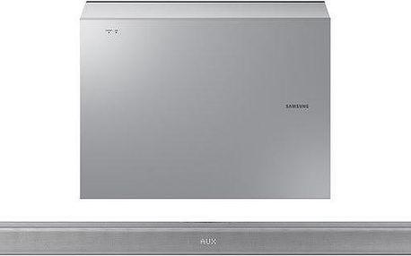 Samsung HW-J551, stříbrná - HW-J551/EN