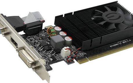EVGA GeForce GT 730 LP 1GB - 01G-P3-2730-KR