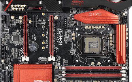 ASRock Fatal1ty Z170 Gaming K4 - Intel Z170
