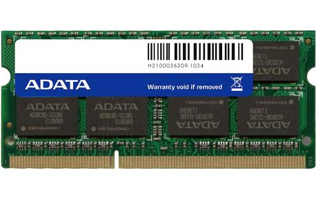 ADATA Premier Series 2GB DDR3 1333 SO-DIMM CL 9 - AD3S1333C2G9-S