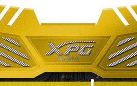 ADATA XPG V2, Gold 8GB (2x4GB) DDR3 1600 CL 9 - AX3U1600W4G9-DGV