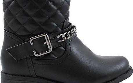 Zimní kotníkové boty NZ9211B 37