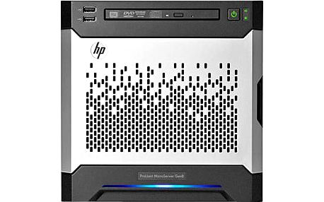 HP ProLiant MicroServer G8, G2020, 4GB, 2x1TB, 150W - 784919-425