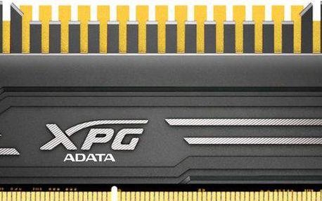 ADATA XPG V3 16GB (2x8GB) DDR3 1866 CL10, černá CL 10 - AX3U1866W8G10-DBV-RG