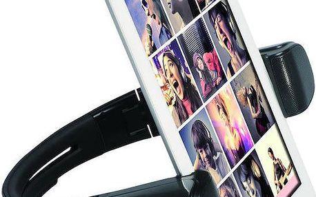 Canyon Bluetooth + NFC stereo reproduktor a stojan na tablet, černá - CND-TBTSP1B