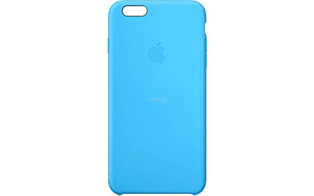 Apple Silicone Case pro iPhone 6 Plus, modrá - MGRH2ZM/A