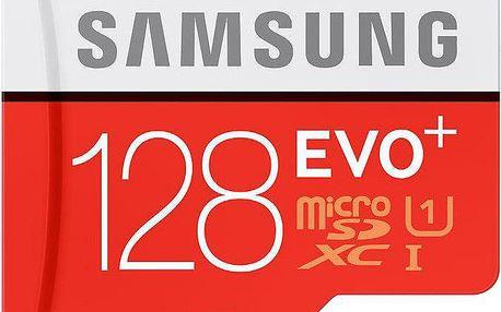 Samsung Micro SDXC EVO+ 128GB Class 10 UHS-I - MB-MC128DA/EU