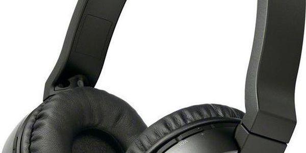 SONY MDR-ZX550BN, černá - MDRZX550BNB.CE7