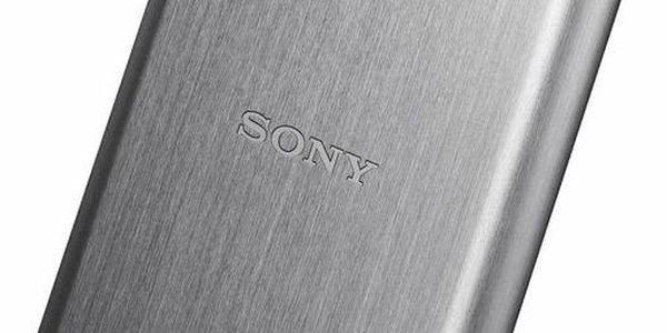 Sony HD-E2S - 2TB, stříbrná