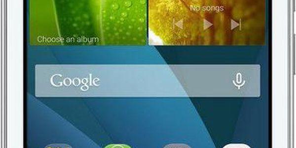 Huawei Y360 Dual SIM, bílá - SP-Y360DSWOM
