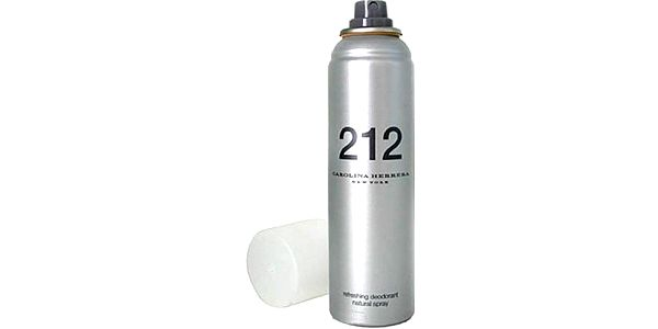 Carolina Herrera 212 150ml Deosprej W
